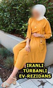 iranli turbanli escort arzu